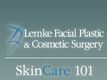 Lemke Facial Plastic & Cosmetic Surgery and SkinCare 101 logo